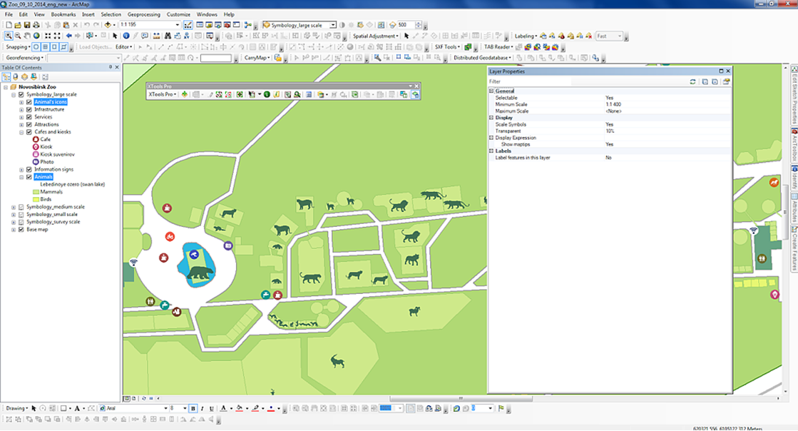 XTools Pro 11 1 with ArcMap 10 3 compatibility to be